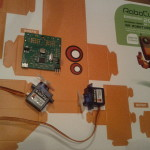 Robin's cardboard kit